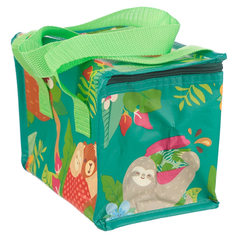 Sloth Design Lunch Box Cool Bag