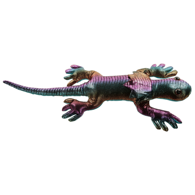 Collectable Frill Neck Lizard Design Large Sand Animal