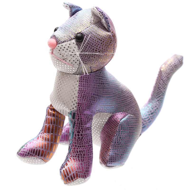 Cute Collectable Cat Design Sand Animal