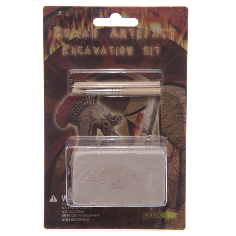Fun Excavation Kit - Ancient Roman Treasure
