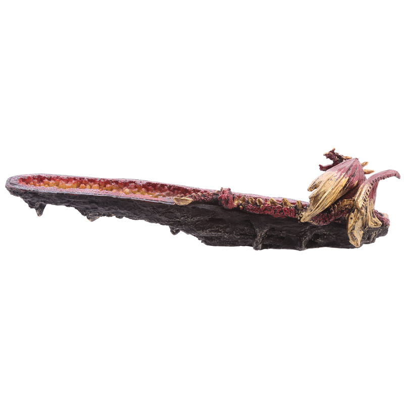 Crystal Geode Dark Legends Dragon Ashcatcher