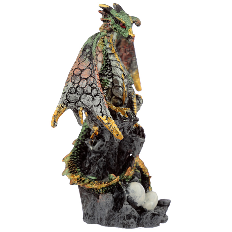 Guardians Mother Dark Legends Dragon Figurine