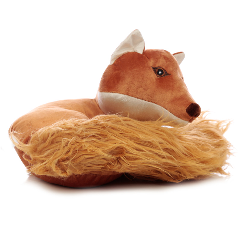 Plush Fox Door Stop
