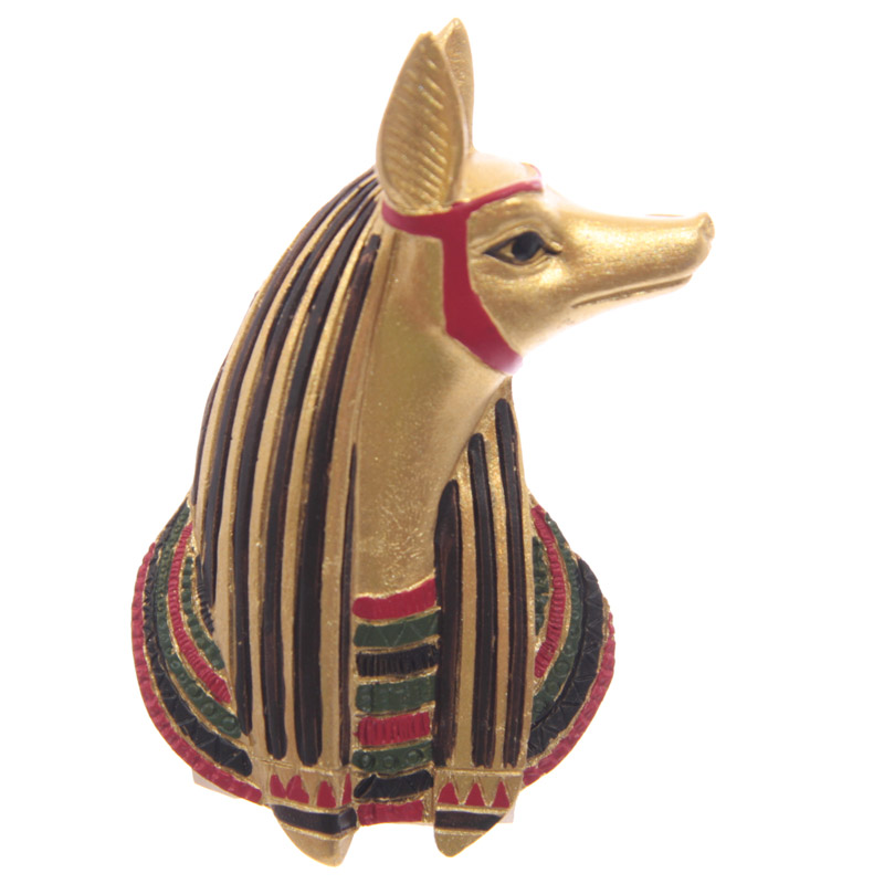 Decorative Gold Egyptian Magnet