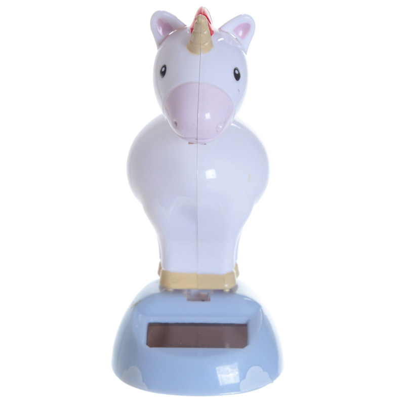 Fun Collectable Unicorn Solar Powered Pal