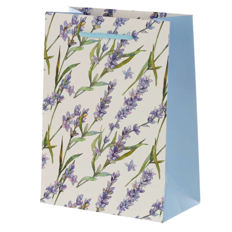 Lavender Fields Medium Gift Bag