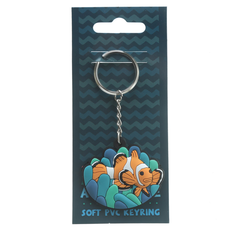 Fun PVC Keyring - Under the Sea Collection