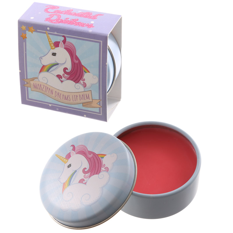 Funky Lip Balm in a Tin - Unicorn Designs