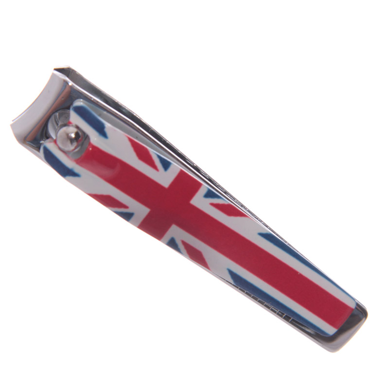 Funky Union Flag Metal Nail Clippers