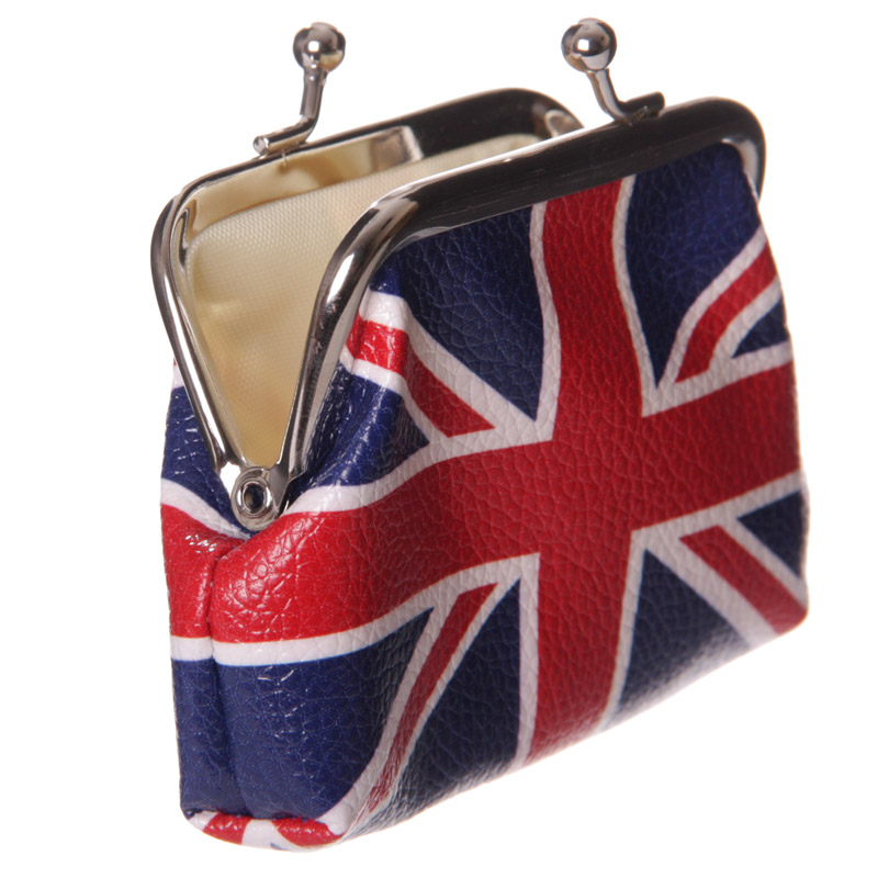 Fun Mini Coin Purse - Union Flag Design