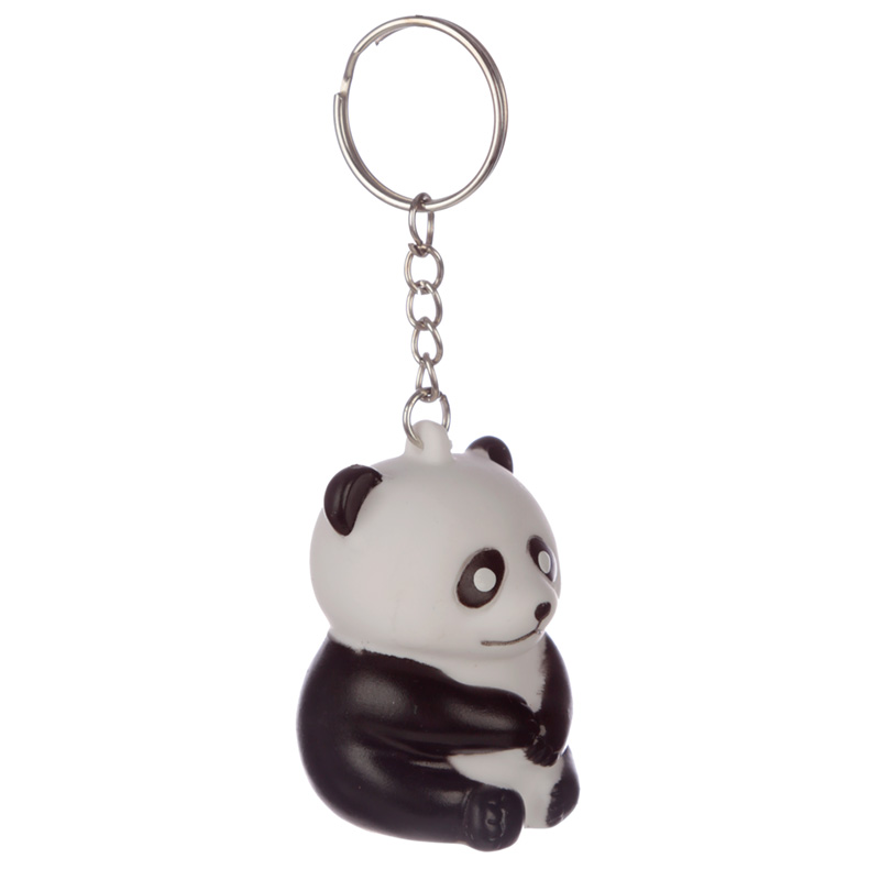 Fun Collectable Pooping Panda Keyring