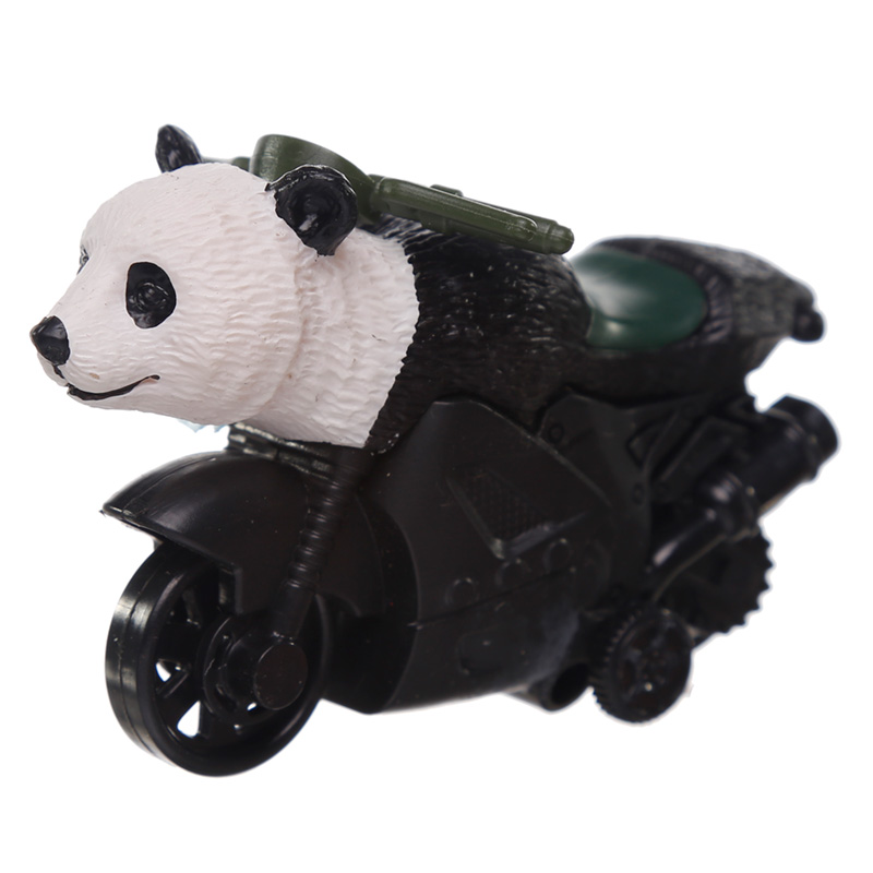 Fun Kids Dinosaur and Animal Stunt Motorcycle