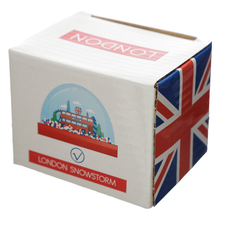 Collectable Snow Storm - London Icons Medium
