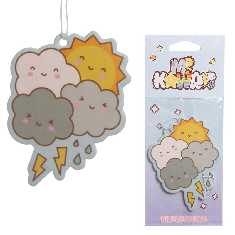 Raspberry Scented Kawaii Weather Air Freshener
