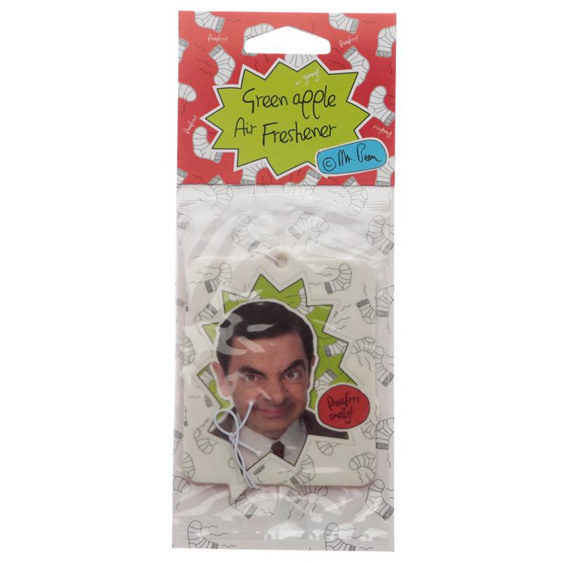 Mr Bean Green Apple Scented Air Freshener