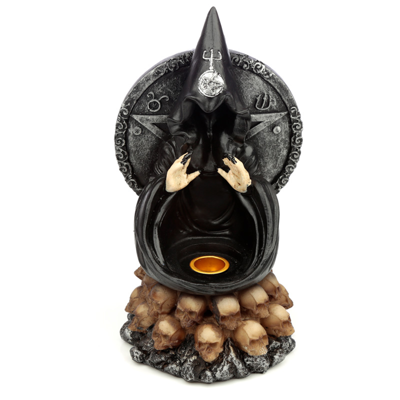 Backflow Incense Burner Black Magic