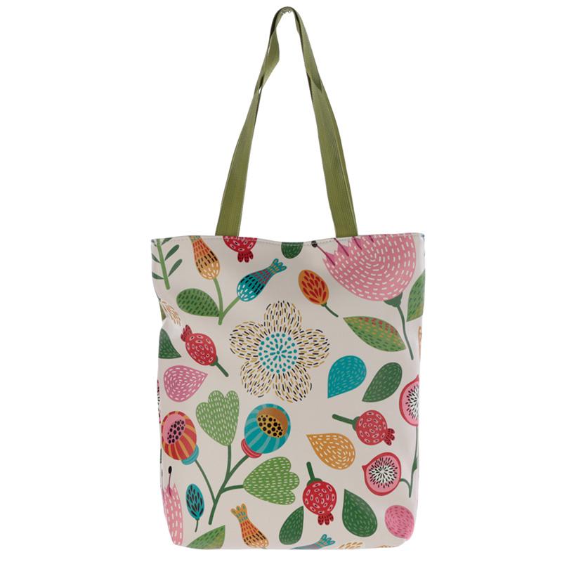 Autumn Falls Reusable Tote Shopping Bag