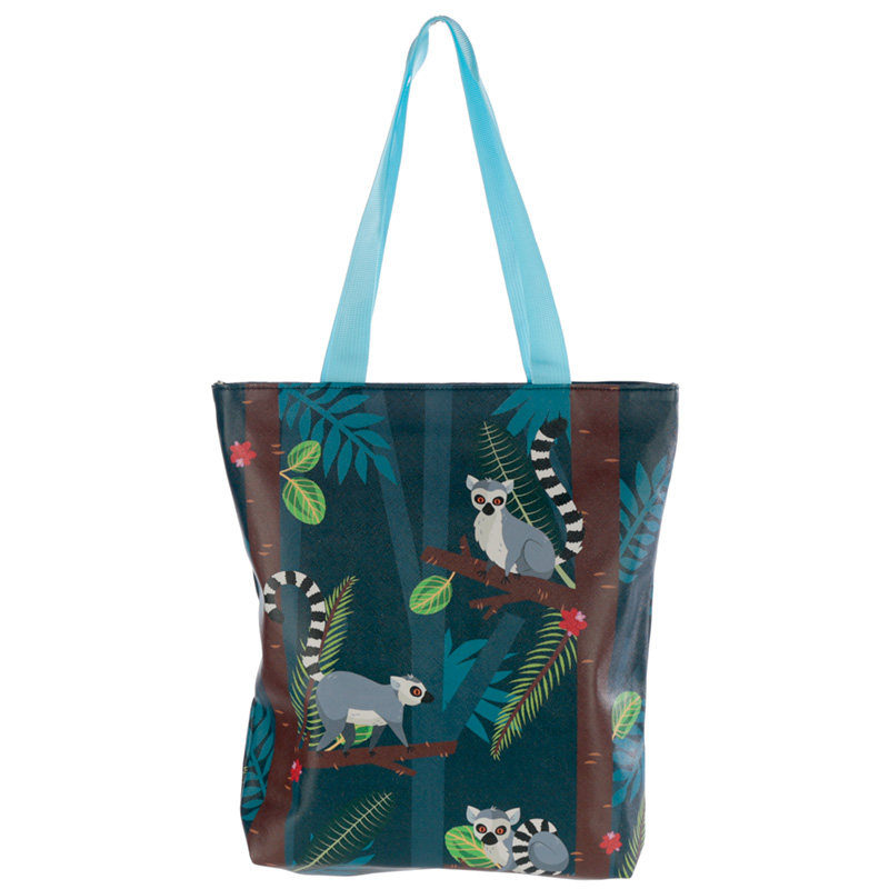 Lemur Spirit of the Night Reusable Tote Shopping Bag