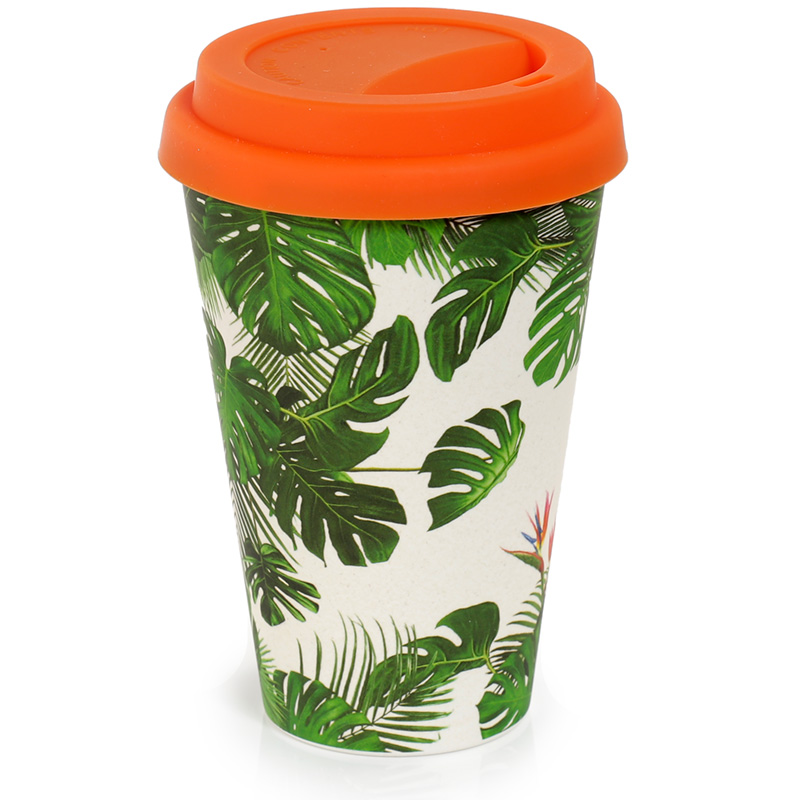 Bamboo Composite Cheese Plant Travel Mug