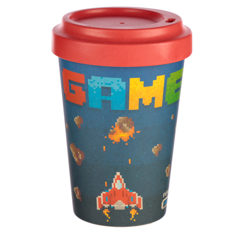 Bamboo Composite Game Over Travel Mug