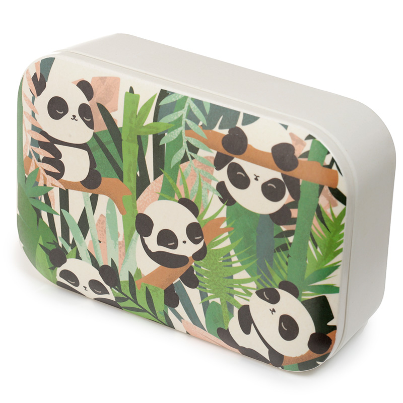 Bamboo Composite Pandarama Lunch Box