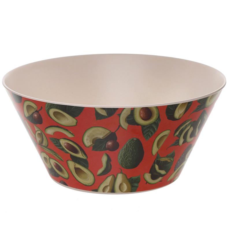 Bamboo Composite Avocado Salad Bowl