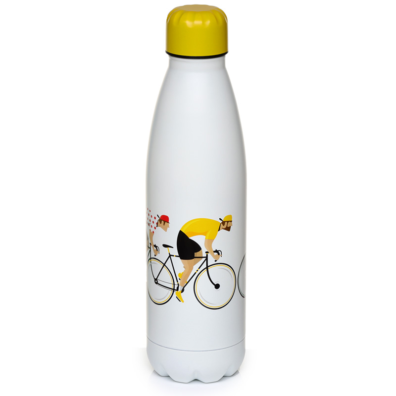 Bicycle Cycle Works Stainless Steel Insulated Drinks Bottle
