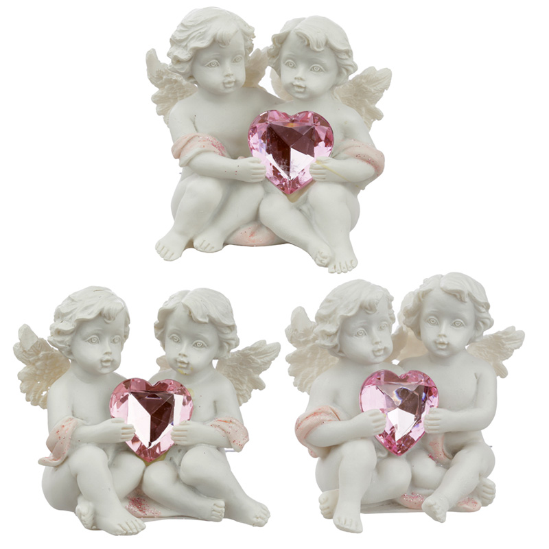 Collectable Peace of Heaven Cherub Forever Love