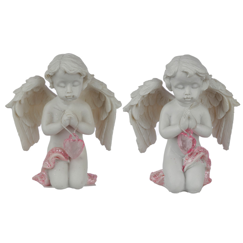 Collectable Peace of Heaven Cherub Memory of the Heart