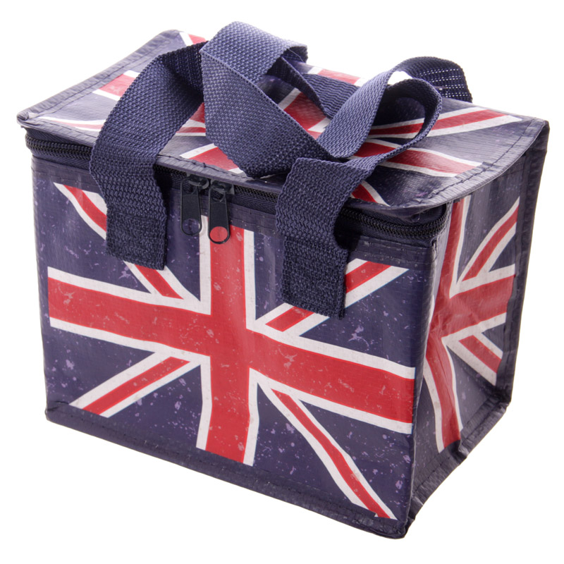 Fun Union Flag Design Lunch Box Cool Bag