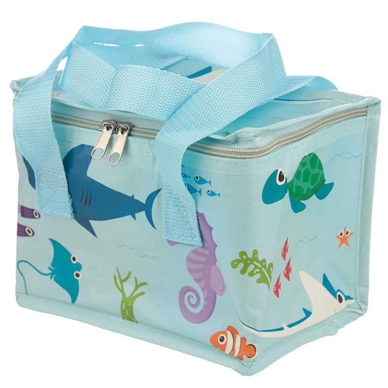 Sealife Design Lunch Box Cool Bag