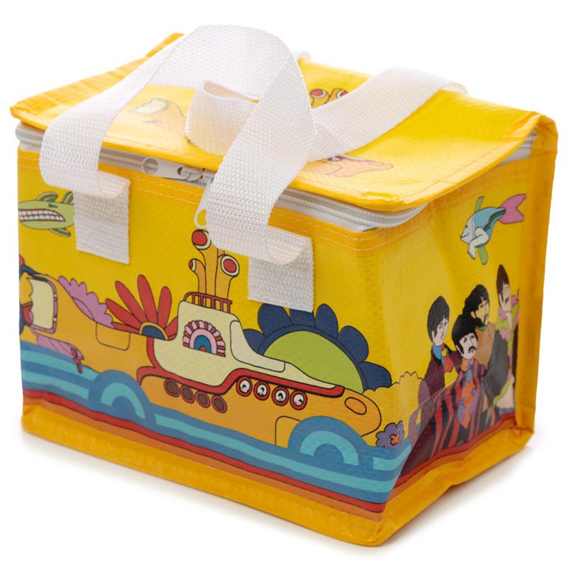 Yellow Submarine Lunch Box Picnic Cool Bag