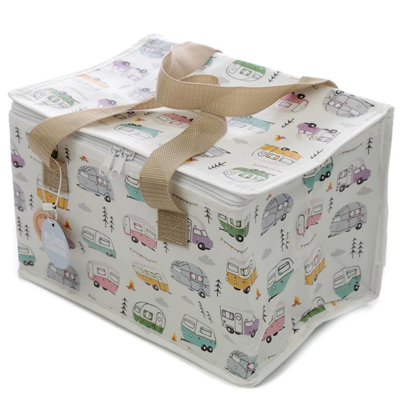 Wildwood Caravan Lunch Box Picnic Cool Bag