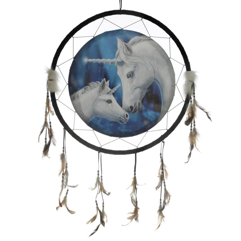 Decorative Unicorn and Foal 60cm Dreamcatcher
