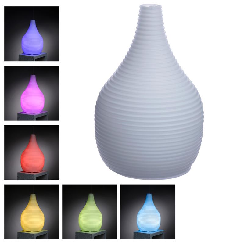 Colour Change Glass Sienna USB Aroma Diffuser