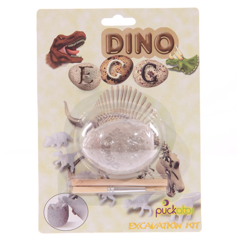 Fun Excavation Dig it Out Kit Glow in the Dark Dinosaur
