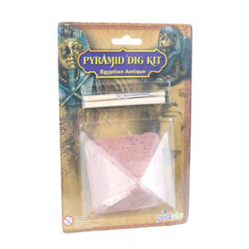 Egyptian Pyramid Dig it Out Kit