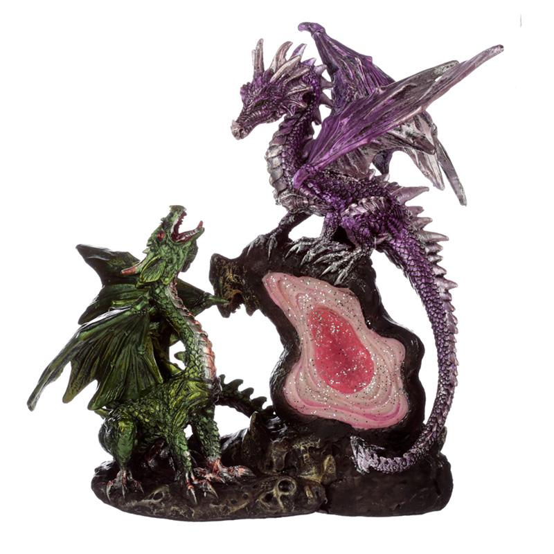 Dark Legends Treasure Geode Dragon