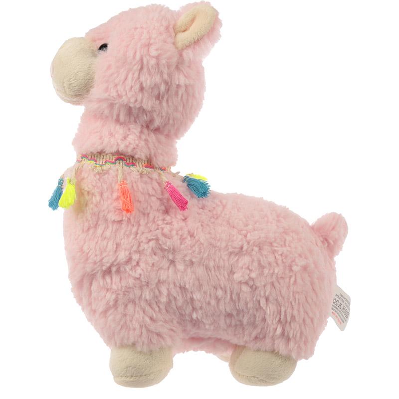Cute Llama Pink Brown Llama Door Stop