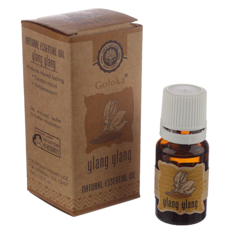 Goloka Essential Oil 10ml Ylang Ylang