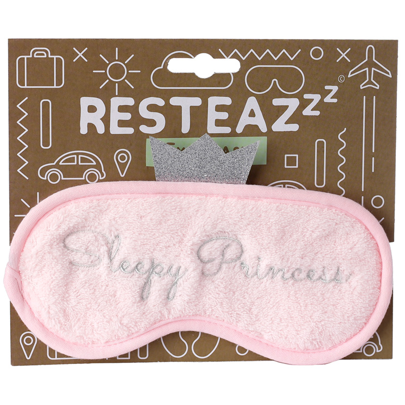 Handy Eye Mask Cute Princess Design