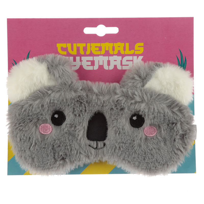 Fun Eye Mask Plush Cutiemals Koala