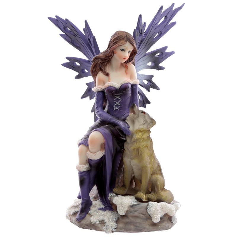 Decorative Snow Fairy Midnight Dreamer
