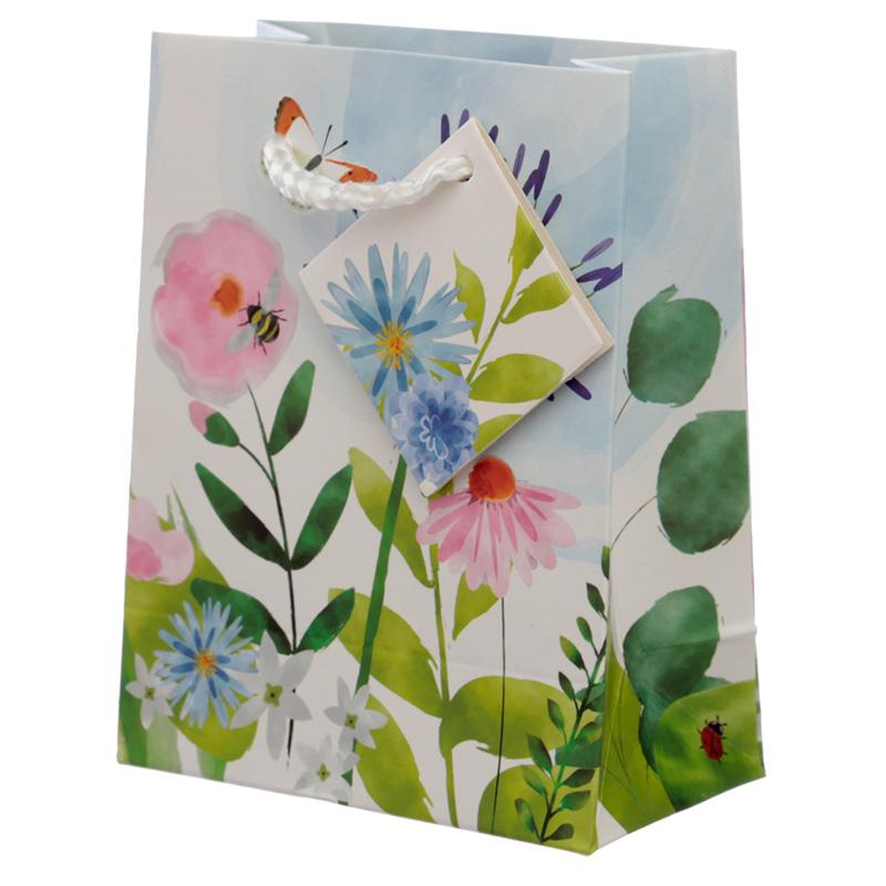 Botanical Gardens Design Small Gift Bag
