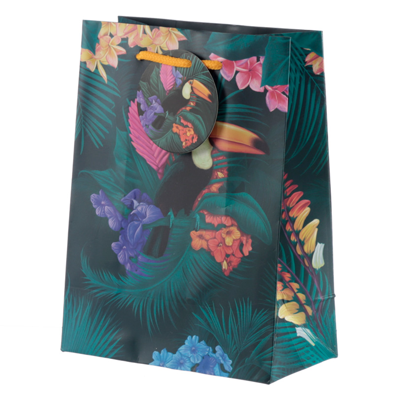 Toucan Party Medium Gift Bag
