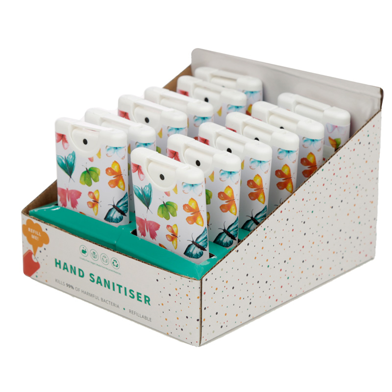 Butterfly House Spray Hand Sanitisers