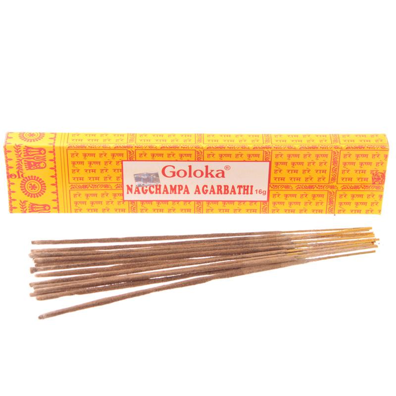 Agarbathi Nag Champa Golaka Incense Sticks, Sticks & Cones