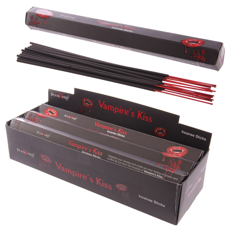 Stamford Black Incense Sticks Vampires Kiss