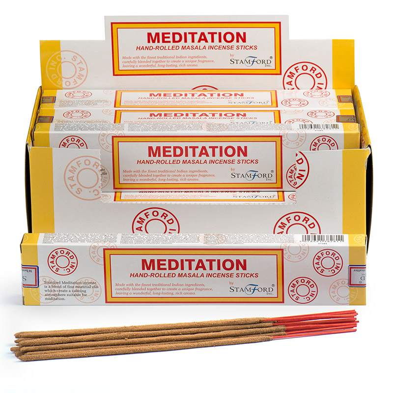 Stamford Masala Incense Sticks Meditation