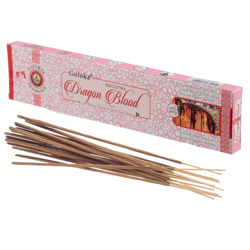 Goloka Incense Sticks Dragons Blood